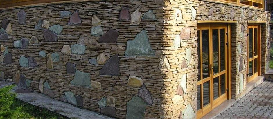 Фото дизайна природного камня
