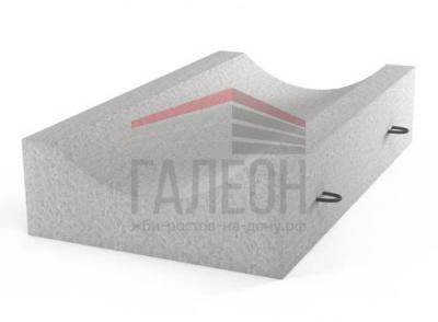 Блоки фундаментов Ф 20.1 R=610  мм